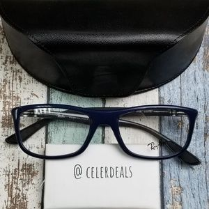 RB8951 5606 Ray Ban Unisex Italy Eyeglasses/VII422